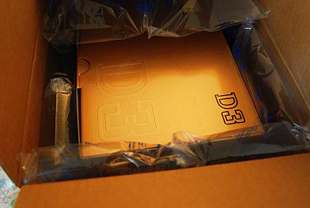 Nikon D3 box